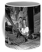 Jungle Crafts Bw Coffee Mug