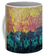 Jungle Fire Coffee Mug