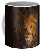 Jungle Lion Coffee Mug