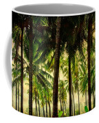 Jungle Paradise Coffee Mug by James BO  Insogna