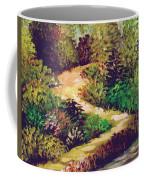 Jungle Walk Coffee Mug