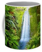 Jungle Waterfall Coffee Mug