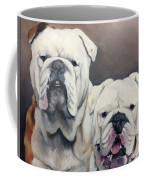 English Bulldogs  Coffee Mug
