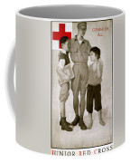 Junior Red Cross Poster Coffee Mug