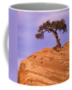 Juniper On Sandstone Coffee Mug