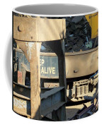 Junk 7 Coffee Mug