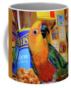 Junk Food Junkie Caught Coffee Mug