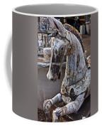 Junkyard Horse Coffee Mug