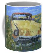 Junkyard Packard Coffee Mug by David King