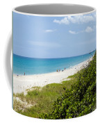 Juno Beach On The East Coast Of Florida Coffee Mug