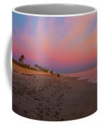 Juno Beach Pastel Sunrise Coffee Mug