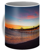Juno Pier Colorful Sunrise Coffee Mug