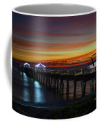 Juno Pier Twilight Wide Coffee Mug