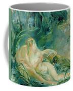 Jupiter And Callisto Coffee Mug