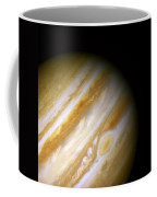 Jupiter And The Great Red Spot Coffee Mug