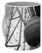 Jupiter B W  Coffee Mug