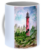 Jupiter Florida Lighthouse Coffee Mug