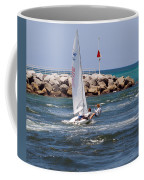 Jupiter Inlet In Florida Coffee Mug