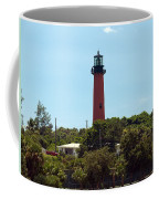 Jupiter Inlet Light Coffee Mug
