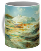 Jupiter Terrace  Yellowstone Coffee Mug