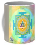Jupiter Yantra Coffee Mug