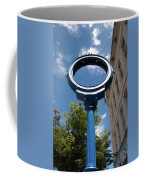 Just A Blue Hole Now Coffee Mug