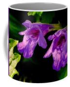 Just A Little Wild Flower Coffee Mug