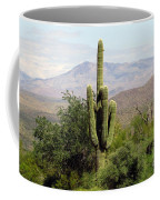 Just Arizona Coffee Mug