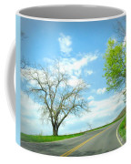 Just Around The Corner Coffee Mug