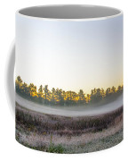 Just Before Dawn At Valley Forge Coffee Mug