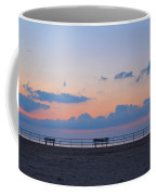 Just Before Sunrise In Asbury Park Coffee Mug