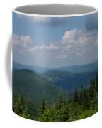 Just Climb Mountains And Breathe Deeply Coffee Mug