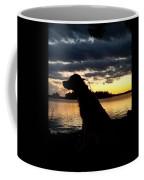 Just Fishin Coffee Mug