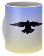 Just Flying By Coffee Mug