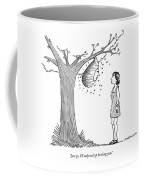 Just Go I Will Only End Up Hurting You Coffee Mug
