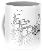 Just Ignore Him Coffee Mug