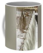 Just On The Edge Coffee Mug