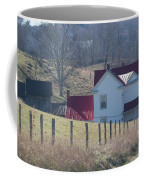 Just Over The Hill - Craig County Virginia Scenic Coffee Mug
