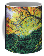 Just Over The Hill Too Coffee Mug