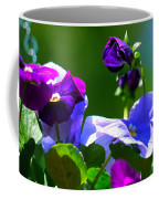 Just Pansy Coffee Mug