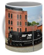 Just Plain Train Love Coffee Mug