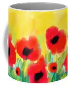 Just Poppies Coffee Mug