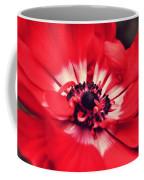 Just Red Coffee Mug