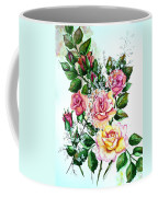 Just Roses Coffee Mug