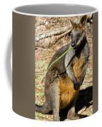 Just Snacking Coffee Mug
