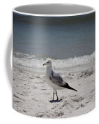 Just Strolling Along Coffee Mug by Megan Cohen
