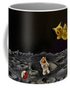 Just Trying To Get Back Home Coffee Mug