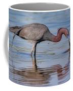 Juvenile Reddish Egret Coffee Mug