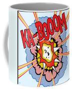 Ka-booom Coffee Mug by Gary Grayson
