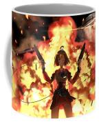 Kabaneri Of The Iron Fortress Coffee Mug